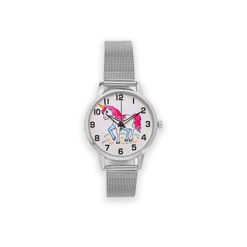 Relógio Bracelete Aço