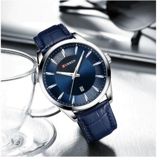 Relógio c/Bracelete Aço CURREN